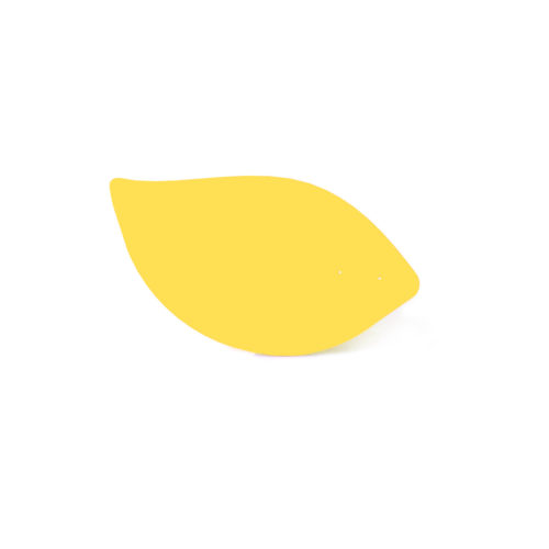 Rape yellow lemon, Virvoltan thin lacquered blade