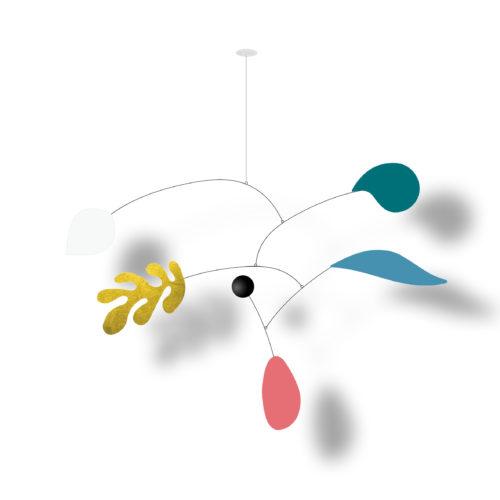 Orpheus, Mobile Calder Personnalisable | Virvoltan