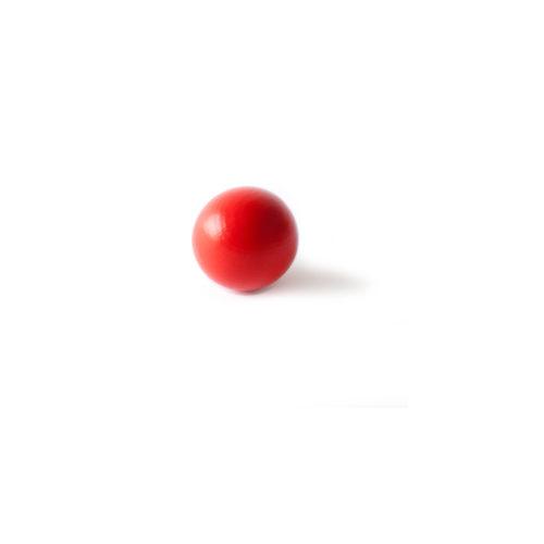 Accessoire De Personnalisation Pour Mobiles Calder Bois Laqué Rouge | Virvoltan