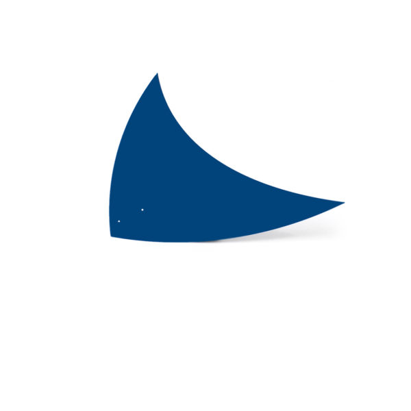 Blue sail, Virvoltan thin lacquered blade