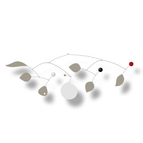 Mobiles Calder Personnalisables Gamme Baobab | Virvoltan