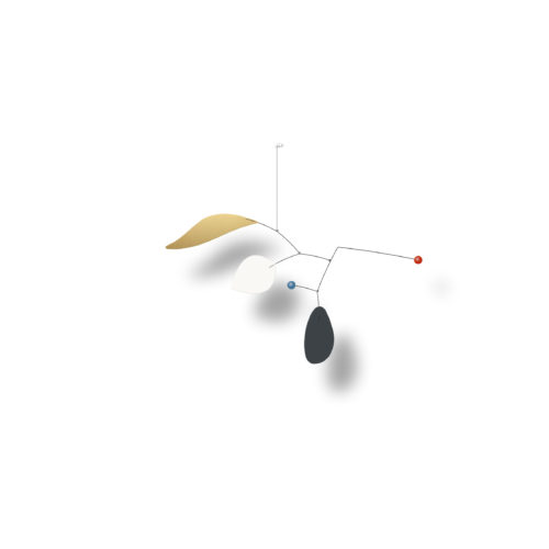 Mobile Calder Personnalisable Agon | Virvoltan