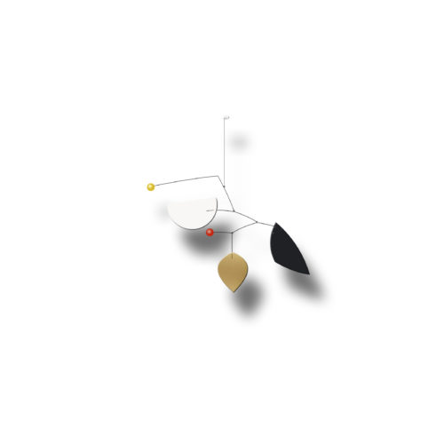 Mobile Calder Personnalisable Avril | Virvoltan