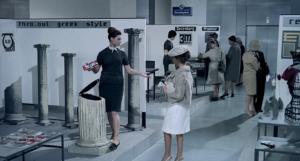 PlayTime de Jacques Tati ou comment le classicisme est revisité par l'Art ménager