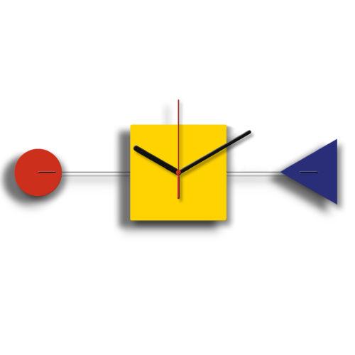 Primary Horloge Bauhaus Personnalisable Autre Position | Virvoltan