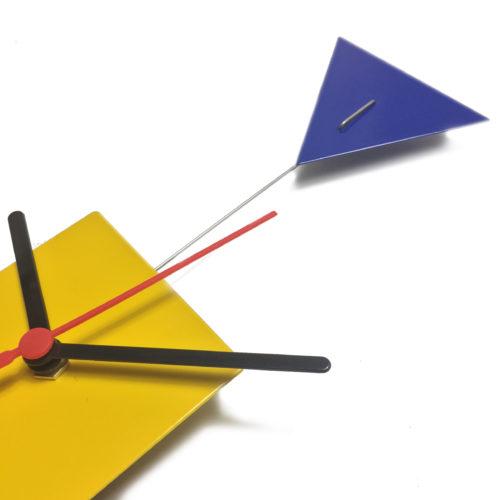 Détail De Primary Horloge Bauhaus Personnalisable Bauhaus 100 Ans | Virvoltan