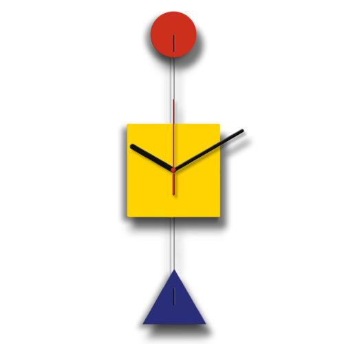 Primary Horloge Bauhaus Personnalisable Bauhaus 100 Ans | Virvoltan