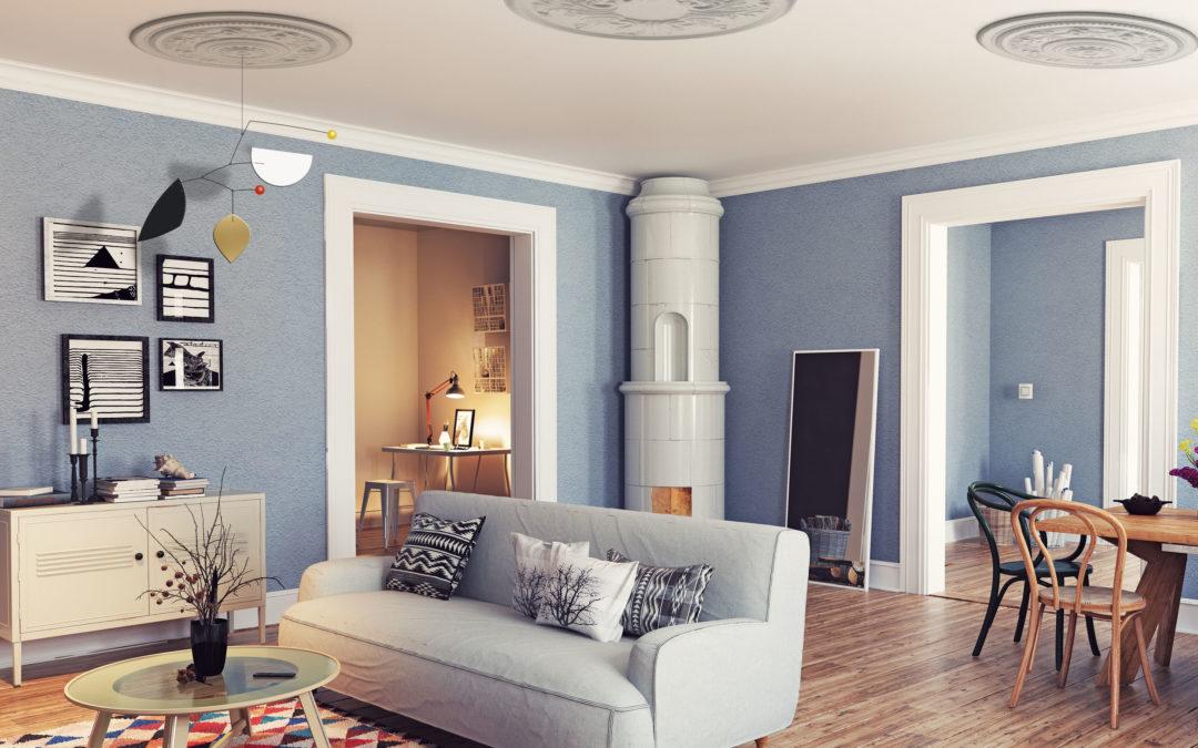 Nos 5 idées déco pour décorer votre plafond