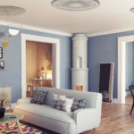 Our 5 decorative ideas to decorate your ceiling