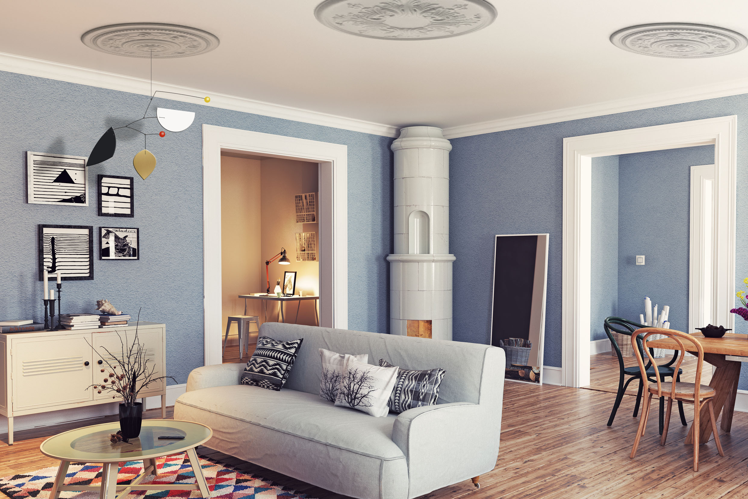 Our 5 Decorative Ideas To Decorate Your Ceiling Virvoltan