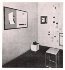 Macchina Aerea 1930 first mobile in history before Calder
