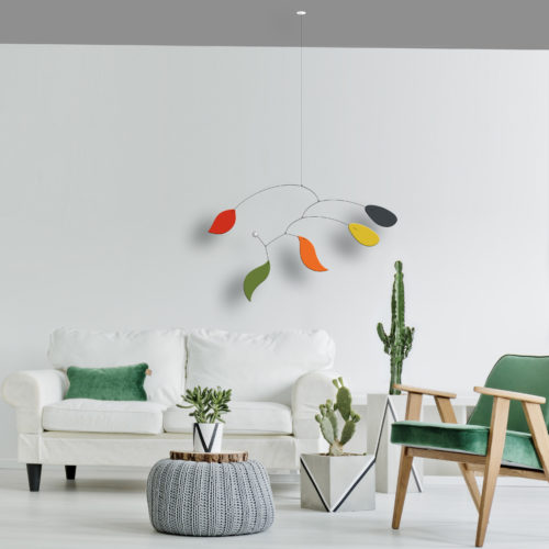 Bolero, Mobile Calder Personnalisable | Virvoltan