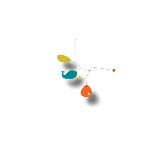 Enzo, Customizable Baby Mobile | Virvoltan