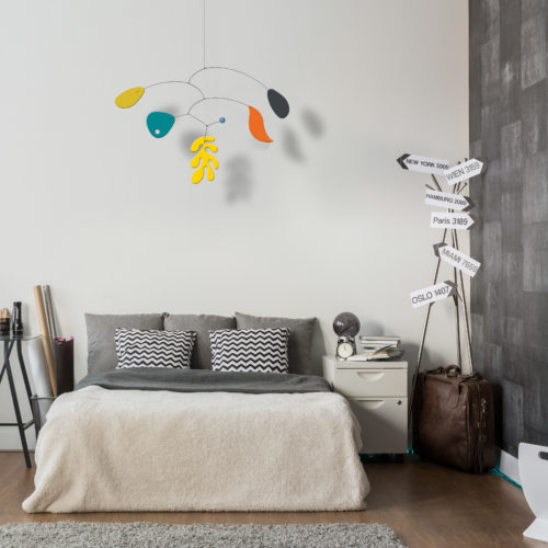 Mobile Calder Personnalisable Le Sacre du Printemps | Virvoltan