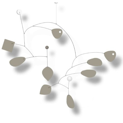 Customizable Calder hanging mobile Sequoia
