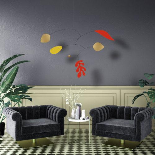 Mobile décoratif Virvoltan Le Songe d'une Nuit d'Eté