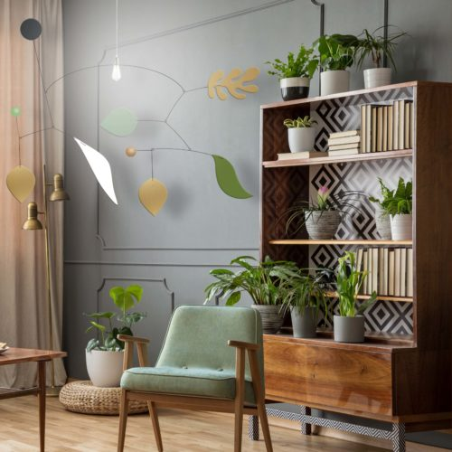 Paquita L, Ceiling lighting mobile | Virvoltan