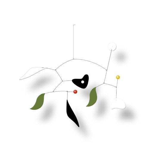 Jewels, Mobile Calder Personnalisable Facile A Installer | Virvoltan