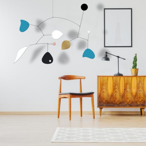 Orpheus, Mobile Calder Personnalisable Facile A Installer | Virvoltan