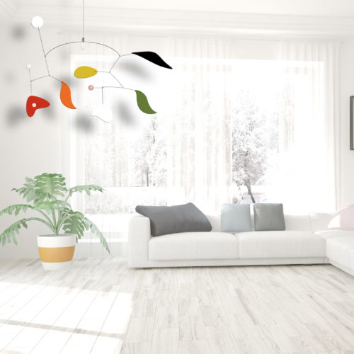 Apollo, Ceiling lighting mobile | Virvoltan