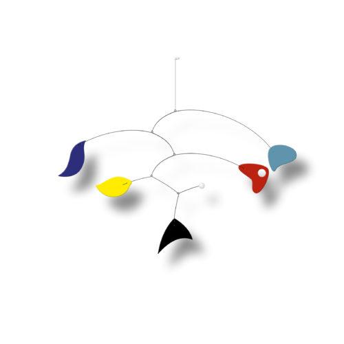 Apollon, Mobile Calder Personnalisable Facile A Installer   Virvoltan