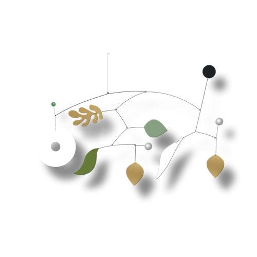 Paquita XXL, mobile décoratif géant   Virvoltan