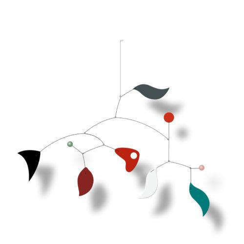 Orpheus, Mobile décoratif | Virvoltan
