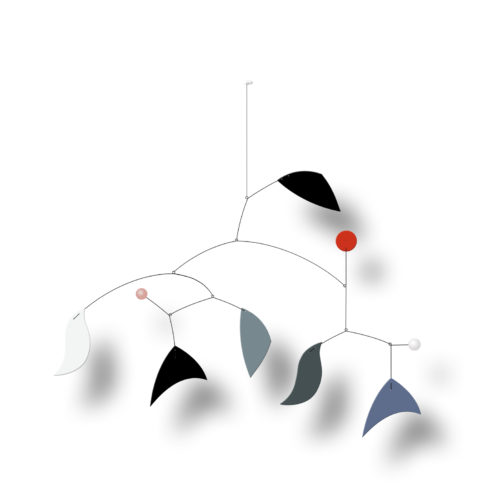 La Vestale, Mobile décoratif   Virvoltan