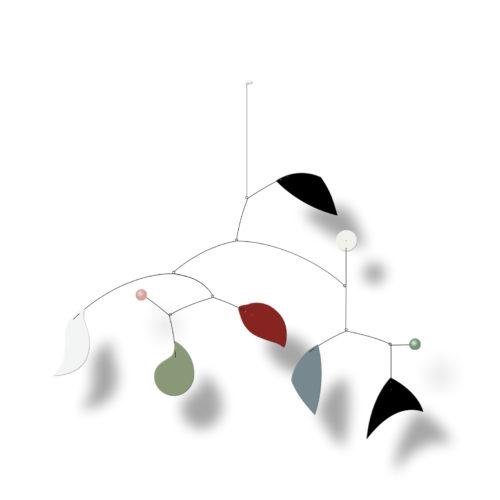 L'Après-Midi d'un Faune, Mobile décoratif | Virvoltan