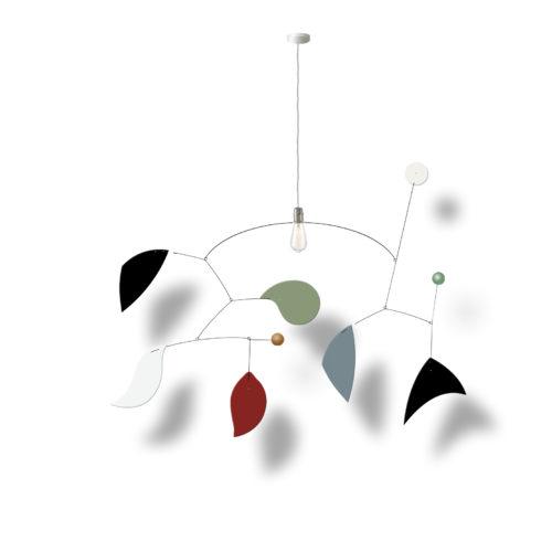 Casse-Noisette, Mobile lumineux | Virvoltan